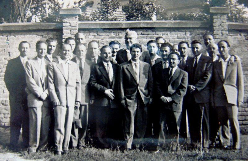 Zenthe Ferenc a 20 éves érettségi találkozón